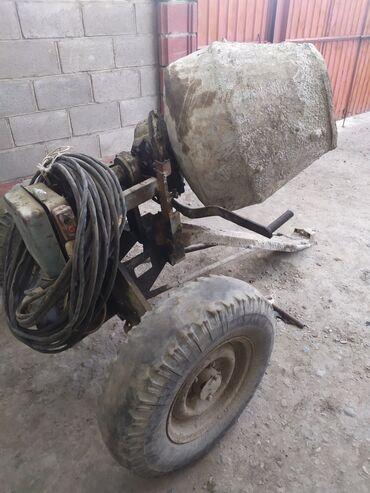 volvo xc90 двигатель в Ак-Джол: Ассалам алейкум продаю бетономешалку без двигателя.можно с двигателем
