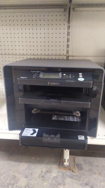 printer mf 4410 в Кыргызстан: Продаю МФУ Canon 4410 состояния новогоПечатает чисто, почти не