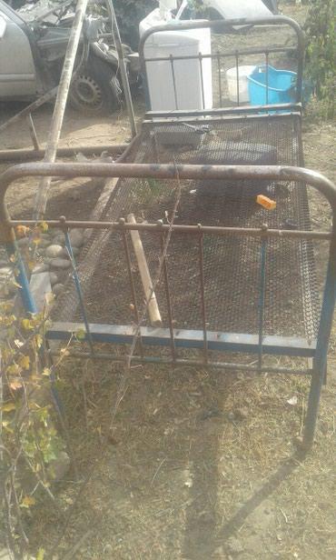 Кровать железный 1000с в Лебединовка