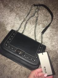 Ostalo | Raska: Ženska crna torba, NOVA