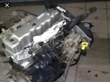 Двигатель на портер с турбиной  в Бишкек