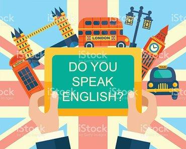 Опытный Репетитор по английскому языку  (с 20-летним стажем  работы)   в Бишкек