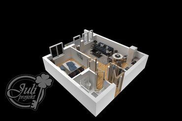 Nekretnine - Srbija: Apartment for sale: 1 soba, 47 kv. m