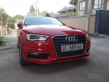 Audi A3 1.4 л. 2014 | 101000 км