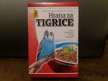 Hrana za tigrice - 400 grama - Boljevac