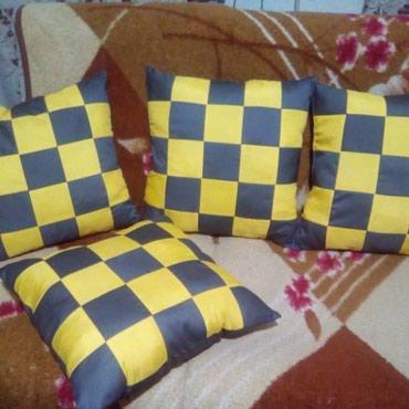 Делаем подушки на заказ в Бишкек