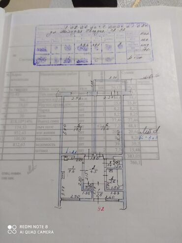 сдается квартира в г каракол in Кыргызстан   КНИГИ, ЖУРНАЛЫ, CD, DVD: 2 комнаты, 49 кв. м Без мебели