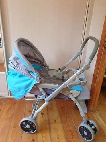 Продается за 50 манат детская коляска(2 шт- каждая за 50) в хорошем