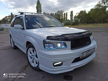 lada priora универсал в Бишкек: Subaru Forester 2 л. 2002 | 11111 км