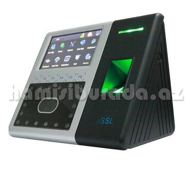 Mühafizə xidmətləri - Azərbaycan: Üz Tanıma Sistemi ZKSoftware IFace3024.3 düymlük ekranlı ekranı