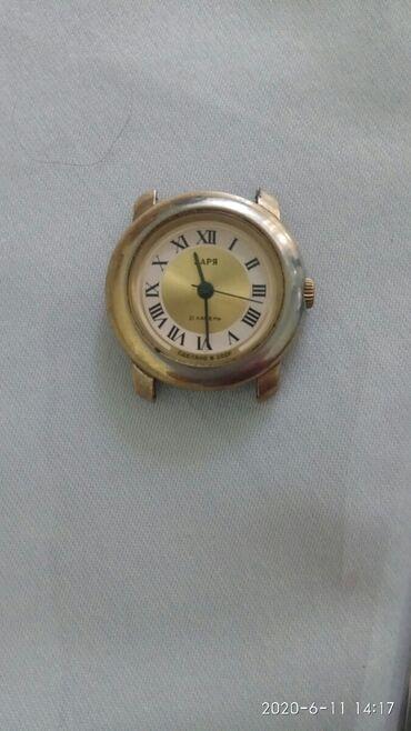 Часы женские механические рабочие СССР фирма Заря