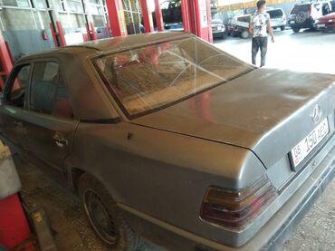 Транспорт - Жаркынбаев: Mercedes-Benz E-Class 3 л. 1987