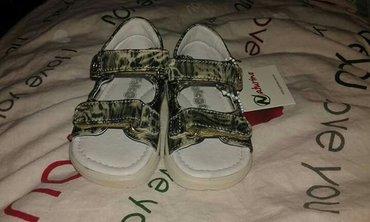 Dečija odeća i obuća - Knjazevac: Nove Naturino sandalice 20