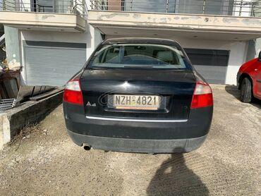 Audi A4 1.6 l. 2002 | 418085 km