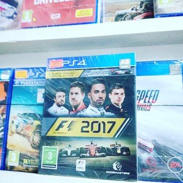 F1-2017 в Bakı