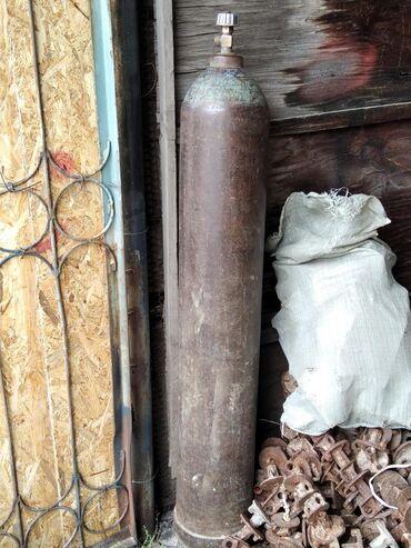 Отопление и нагреватели - Кыргызстан: Кислородный баллон СРОЧНО сатам. 3800