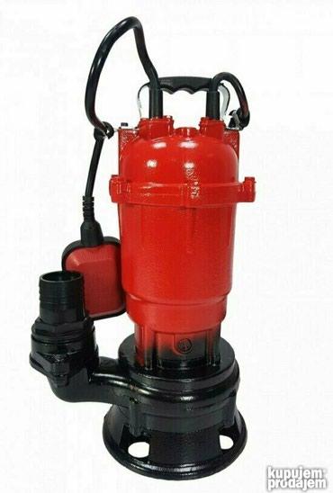 Pumpa za prljavu vodu - Subotica