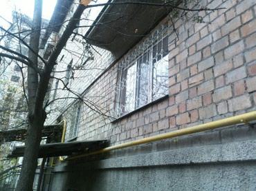 Токтогула/Манаса. 1 этаж. 2-х комн. Можно под бизнес. в Бишкек