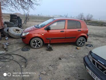 Hyundai Getz 1.4 л. 2008 | 230000 км