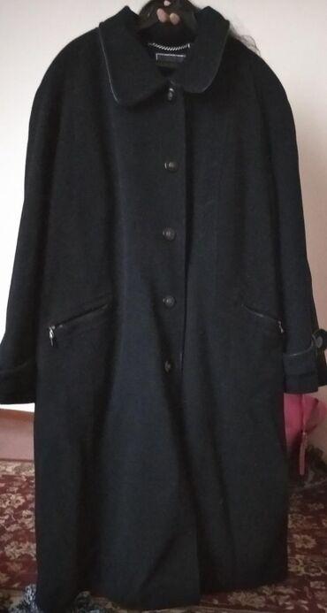 Пальто,Турция с кожанными вставками в хорошем состоянии