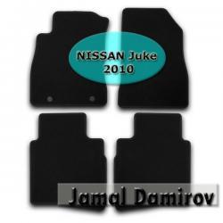 """NOVLINE NISSAN Juke 2010 ucun kovrolit ayaqaltilar""""AILERON"""""""