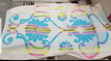 Индийские банные полотенца новые две штуки 800 сом размер 65 на