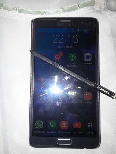 Samsung not 5 - Azərbaycan: İşlənmiş Samsung Galaxy Note 4 32 GB qara