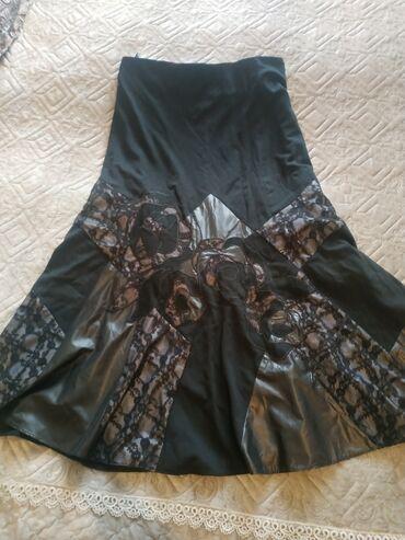 Продам юбку в пол, очень красивая,состояние идеальное,размер 48-50