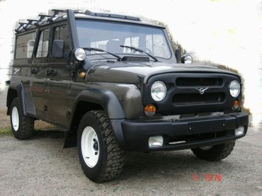 UAZ Hunter 2000 в Бишкек