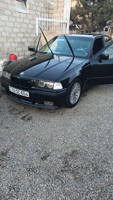 bmw 3 серия 318i mt - Azərbaycan: BMW 3 series 1.6 l. 1996 | 300000 km