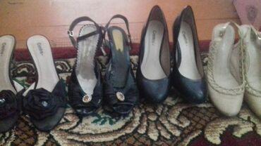 Женская обувь в Джалал-Абад: Баары 2000 сом москвадан Centro деген магазинден алынган качество таза