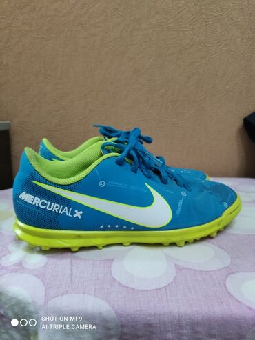 Бутсы в Кыргызстан: Nike MERCURIALX размер 35,5 большимерки оригинальные