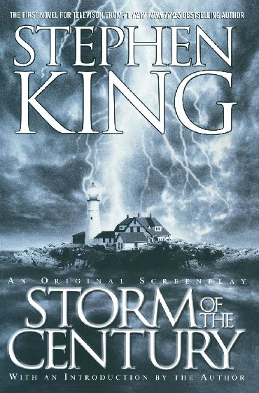 Storm of the Century by Stephen KingFor the first time in Stephen