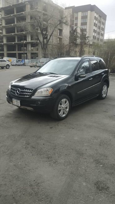 mercedes benz r 320 в Кыргызстан: Mercedes-Benz ML 350 3.5 л. 2007 | 209500 км