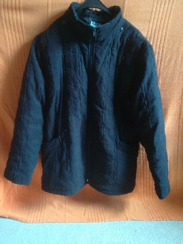 Zimska-jakna-nike-cm - Srbija: Zimska jakna proštepana, na rajfešlus, obim grudi 124 cm, dužina 80