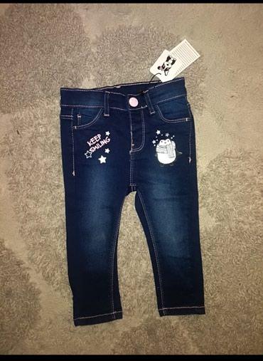 Nove teksas pantalone br 80. - Kraljevo