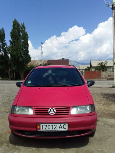 Volkswagen в Балыкчы: Volkswagen 2 л. 1997 | 350000 км