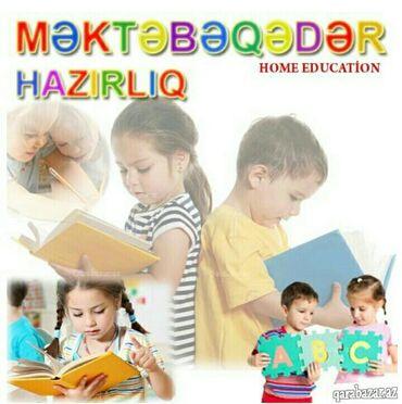 reqs-dersleri - Azərbaycan: Oz evimde kurikulum usulu ile mektebeqeder ve mektebe hazirliq dersler