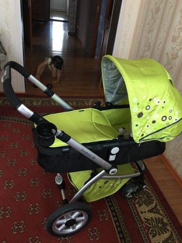 Продаю коляску Goodbaby, 3 в 1 состояние идеальное,   Торг уместен  в Бишкек