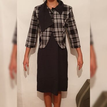 Личные вещи - Арчалы: Платье с пиджаком от Alexandra. Размер 44. Состояние отличное. Цена