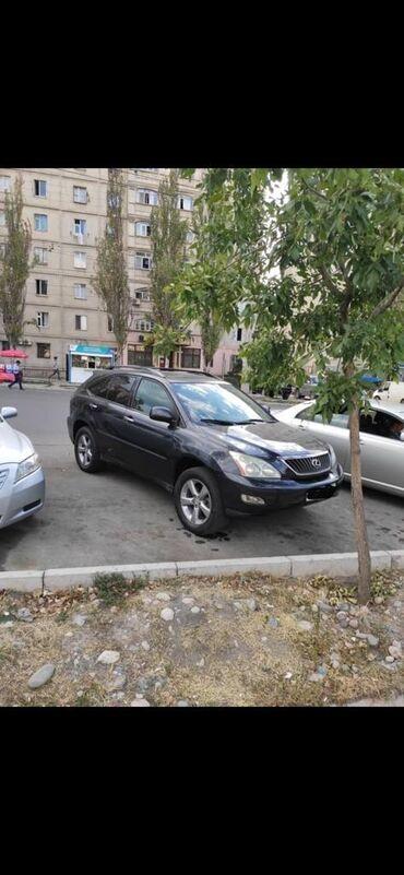 Lexus в Кыргызстан: Lexus RX 3.5 л. 2009   137 км