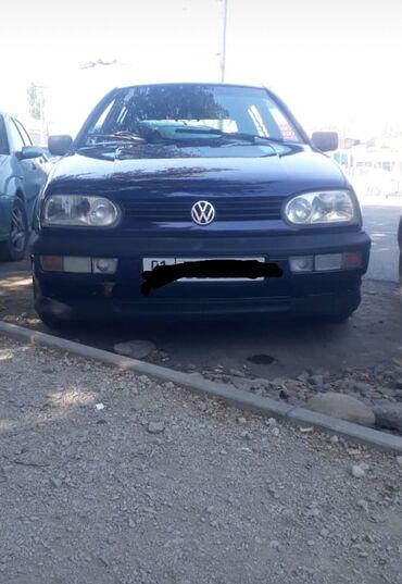 Volkswagen - Бишкек: Volkswagen Golf 1.8 л. 1992