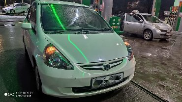 сто авто сервис в Кыргызстан: Сдаю авто в аренду Хонда фит. залог