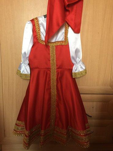 Костюм для русского народного танца: в Бишкек