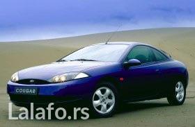 Ford cougar polovni delovi    - Gornji Milanovac