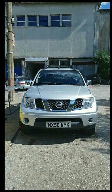 Nissan Navara 2.5 l. 2005   225000 km