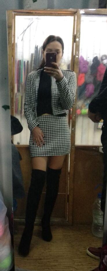 кабели синхронизации inkax в Кыргызстан: Продаю костюм твидовый. На очень худую девушку. XS
