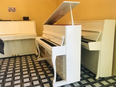 pianolar - Azərbaycan: 20% Endiri Bütün pianolara Ağ pianolar 750 AzN dən başlayaraq Seçim ço