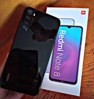 10177 elan | MOBIL TELEFON VƏ AKSESUARLAR: Xiaomi Redmi Note 8 | 64 GB | Qara | Barmaq izi, İki sim kartlı, Face ID