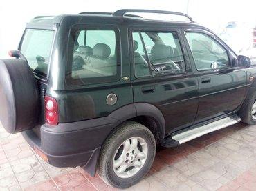 Gəncə şəhərində Land Rover Freelander 2001